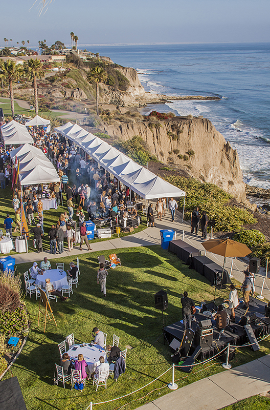 Barrel 2 Barrel Grand tasting as part of Wine, Waves and Beyond 2015