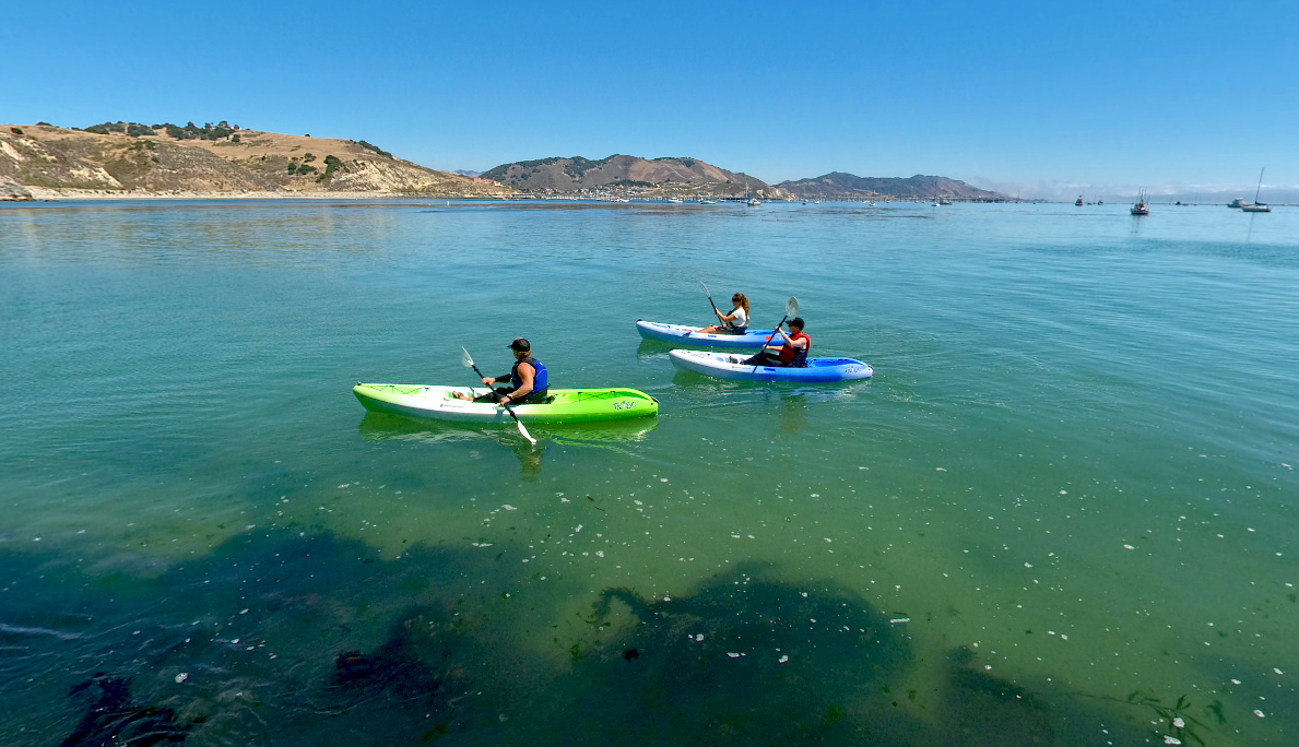 kayak avila beach